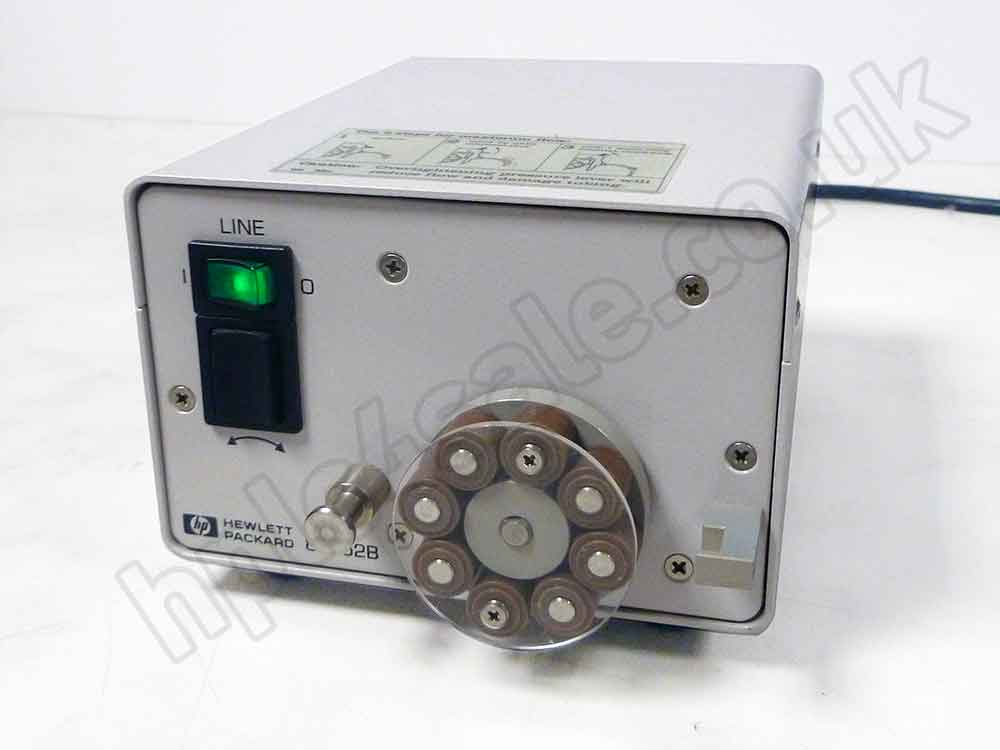 HP 89052B Peristaltic Pump