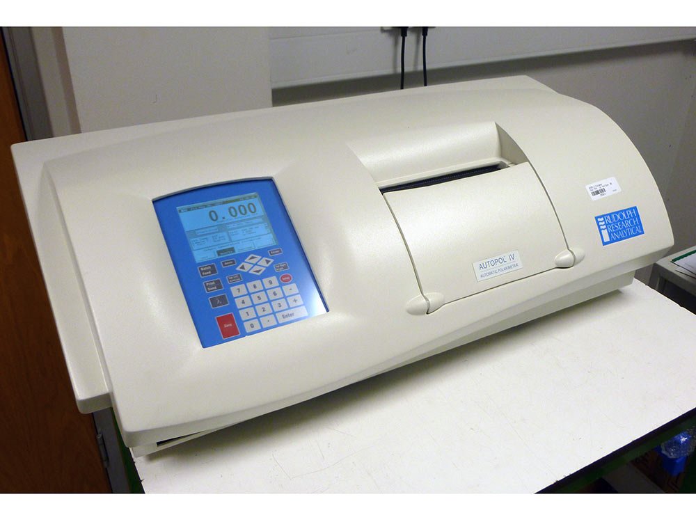 Rudolph Research Analytical Autopol IV Polarimeter