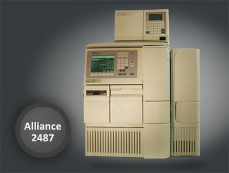 Waters Alliance 2695 2487 + Oven System